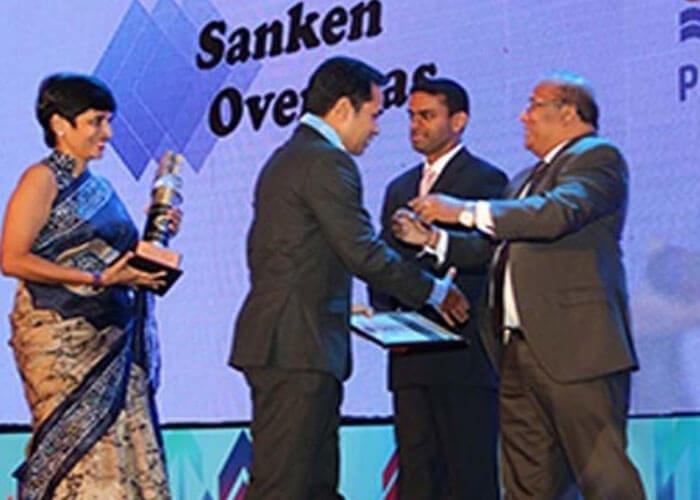 """SPECIAL PRESIDENTIAL AWARD FOR PIONEERING COMMERCIAL SEAWEED FARMING IN SRI LANKA"""
