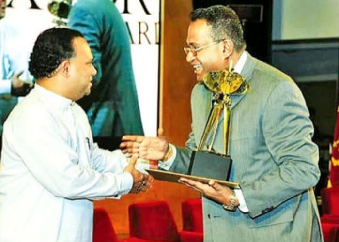 BEST PRESENTED ANNUAL REPORT AWARDS AND SAARC ANNIVERSARY AWARDS