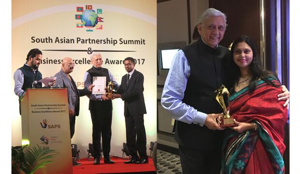 SOUTH ASIAN PARTNERSHIP SUMMIT & BUSINESS AWARDS