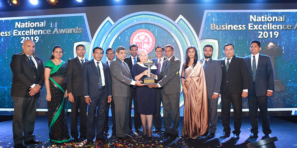 NATIONAL BUSINESS EXCELLENCE AWARDS 2019