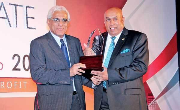 BEST CORPORATE CITIZEN SUSTAINABILITY AWARDS 2016