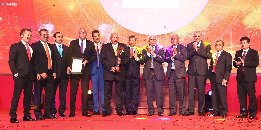 CA SRI LANKA ANNUAL REPORT AWARDS – 2018