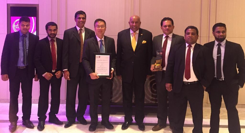 CA Sri Lanka Annual Report Awards 2018