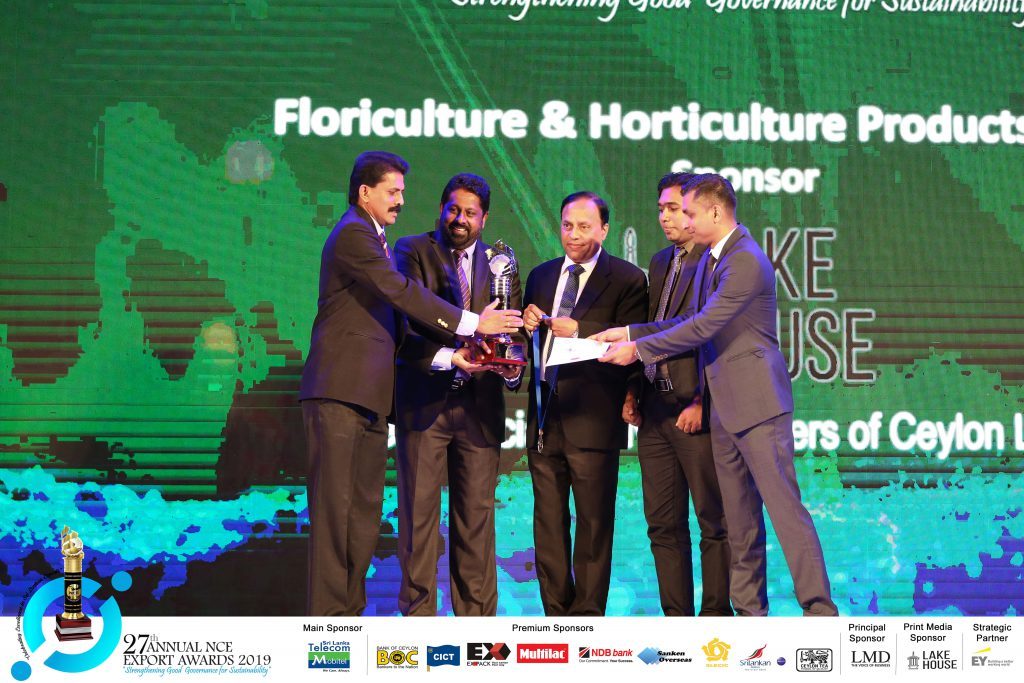 NCE Exports Awards 2019 – Quality Seeds Co. Limited