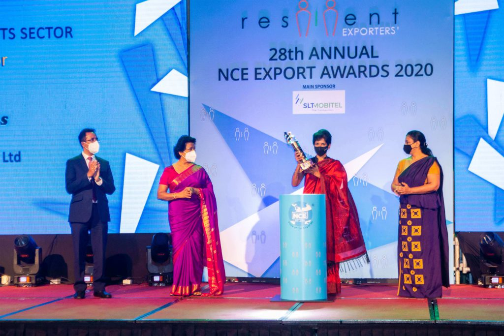 NCE Exports Awards 2020 – HJS Condiments Limited